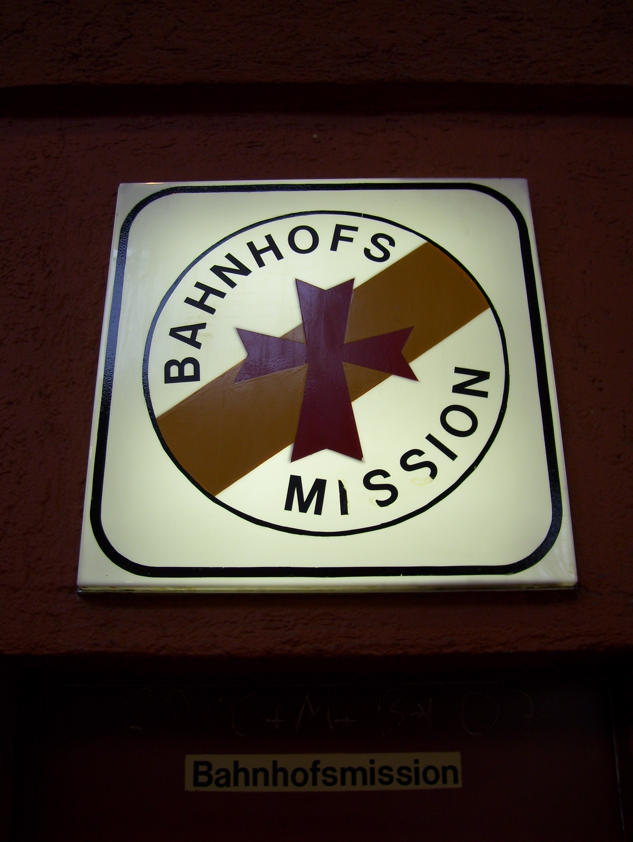 Bahnhofsmission