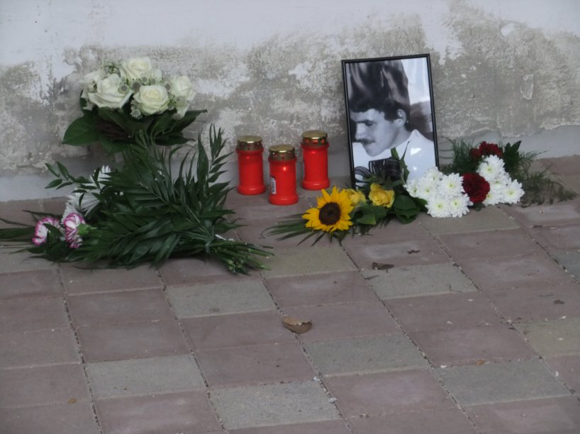 Gedenken an Andre K.