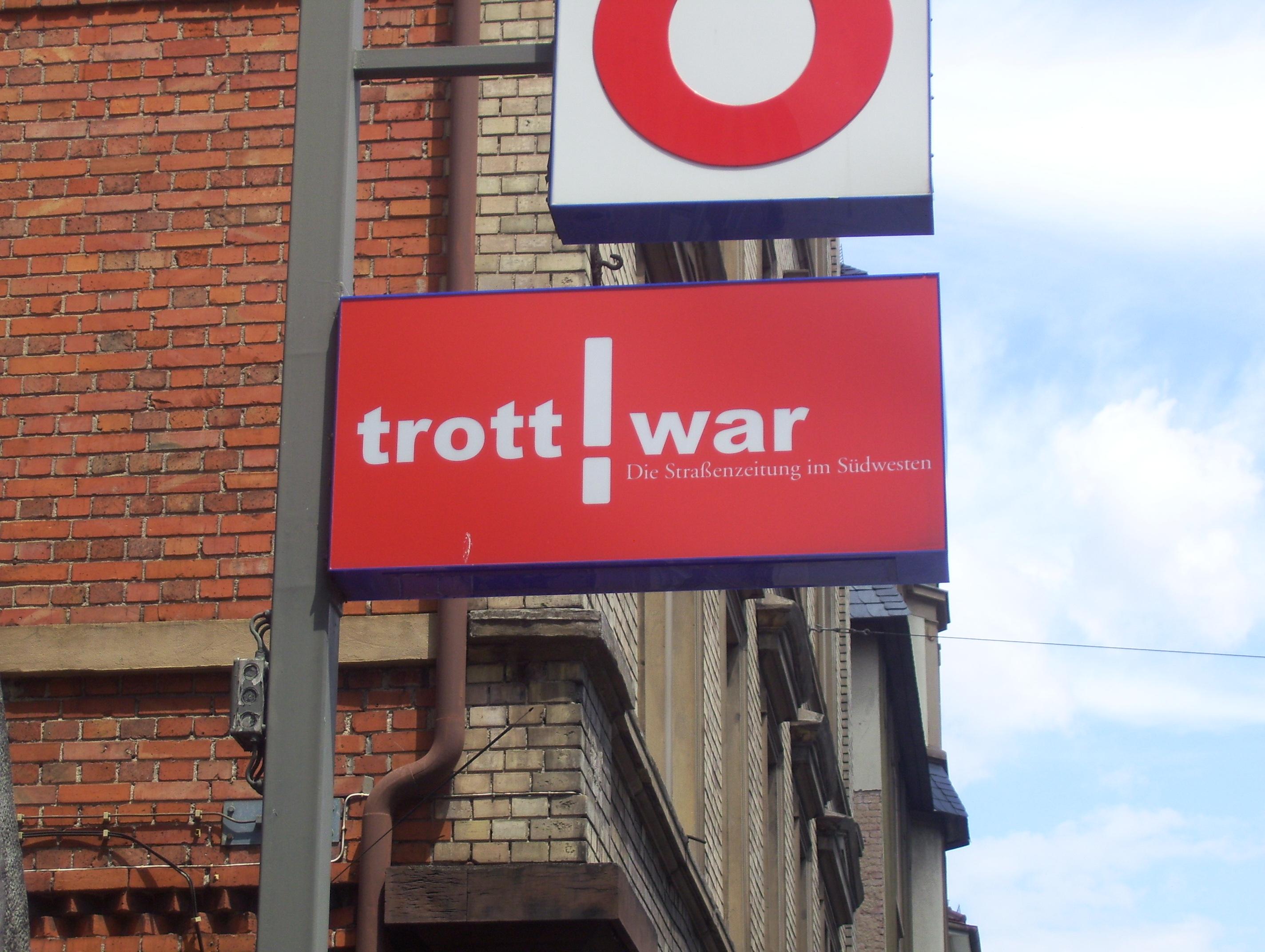 Trottwar-Redaktion Stuttgart