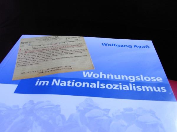 Wohnungslose im Nationalsozialismus